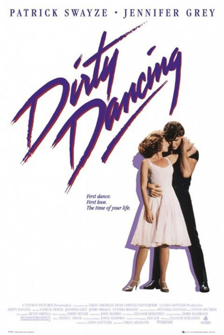 Dirty Dancing Movie Time Of Your Life Poster Poster Print - Item # VARXPS1276