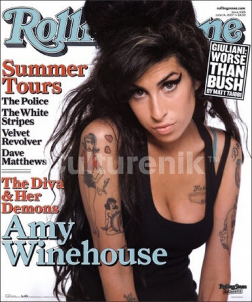 Rolling Stone Amy Winehouse Poster Poster Print - Item # VARIMPST4673R
