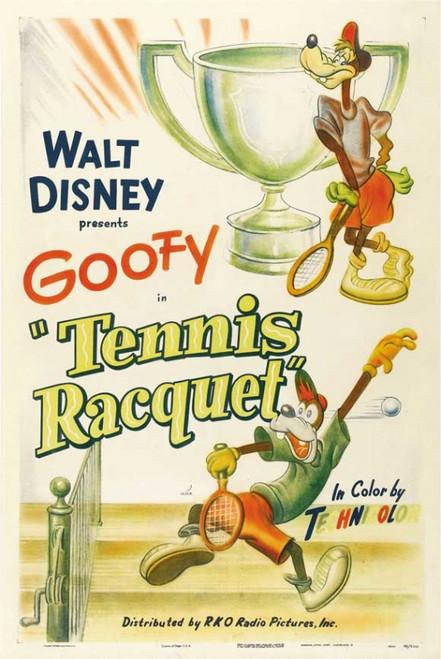 Tennis Racquet Movie Poster Print (27 x 40) - Item # MOVGJ5171