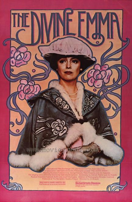 The Divine Emma Movie Poster Print (27 x 40) - Item # MOVAH9301