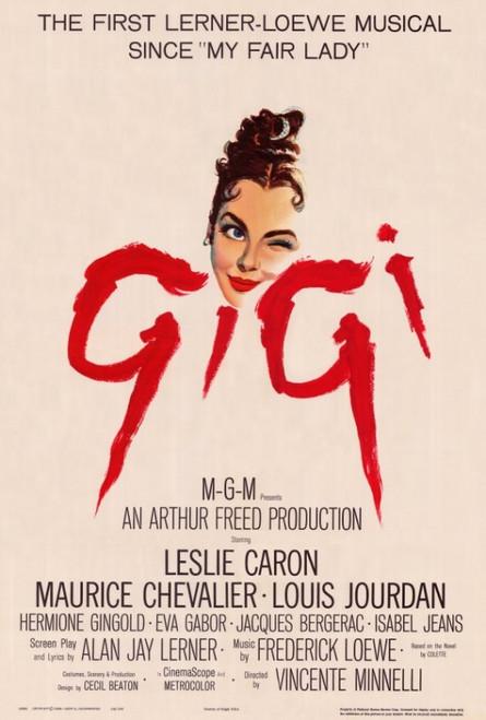 Gigi Movie Poster Print (27 x 40) - Item # MOVGF5307