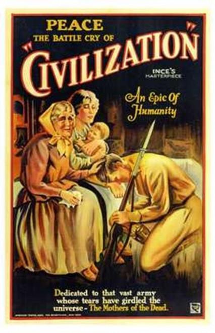 Civilization Movie Poster (11 x 17) - Item # MOV143123