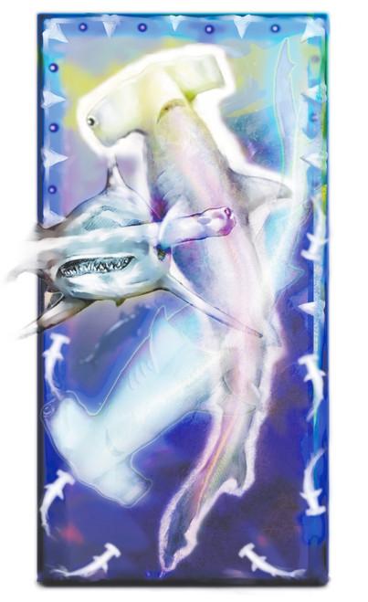 Hammerhead Sharks PosterPrint - Item # VARDPI1796692