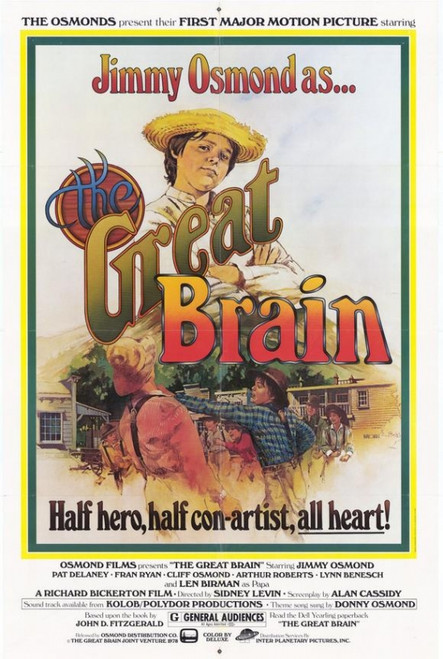 The Great Brain Movie Poster Print (27 x 40) - Item # MOVEH9707