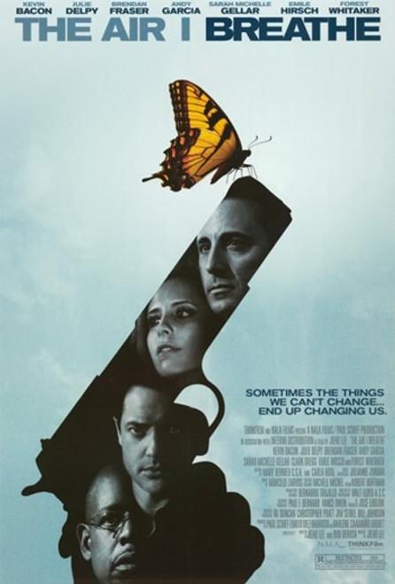 The Air I Breathe Movie Poster (11 x 17) - Item # MOV406976