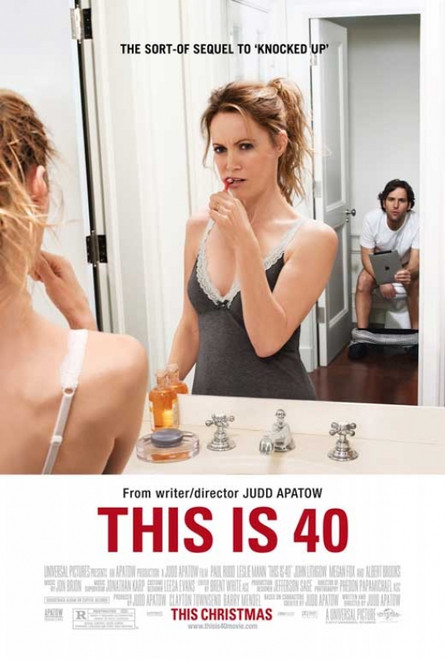 This Is 40 Movie Poster Print (27 x 40) - Item # MOVGB45705