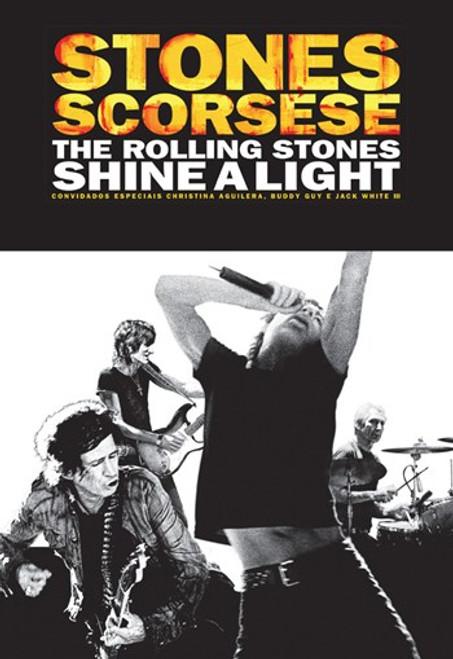 Shine A Light Movie Poster (11 x 17) - Item # MOV413515
