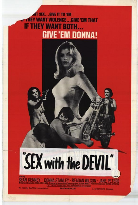 Sex With the Devil Movie Poster Print (27 x 40) - Item # MOVAH5683