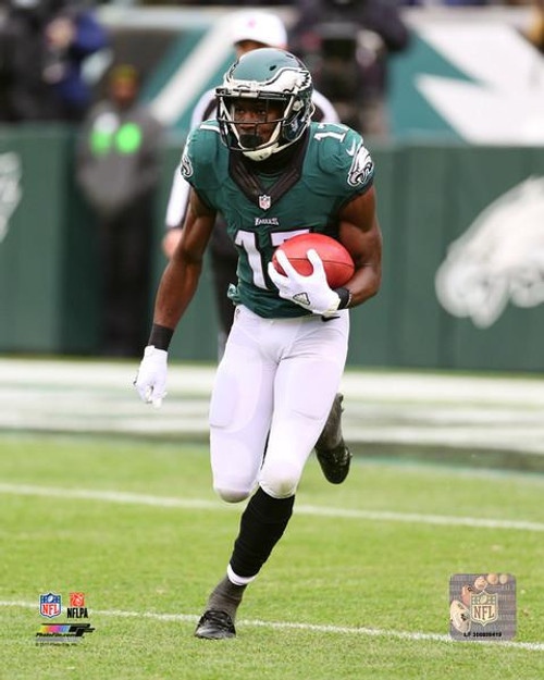 Nelson Agholor 2016 Action Photo Print - Item # VARPFSAAUL101