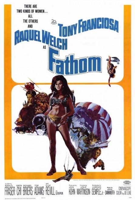 Fathom Movie Poster Print (27 x 40) - Item # MOVGF4412