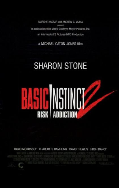 Basic Instinct 2 Risk Addiction Movie Poster (11 x 17) - Item # MOV262662