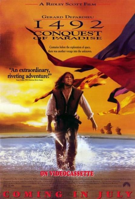 1492 Conquest of Paradise Movie Poster (11 x 17) - Item # MOV252320