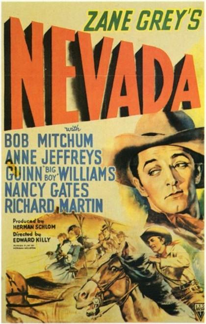 Nevada Movie Poster (11 x 17) - Item # MOV199957