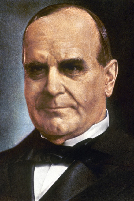 William Mckinley (1843-1901). /N25Th President Of The United States. Poster Print by Granger Collection - Item # VARGRC0026849