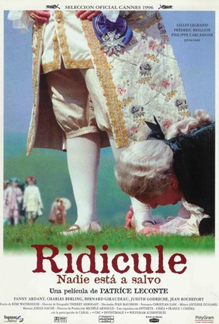 Ridicule Movie Poster (11 x 17) - Item # MOV413506