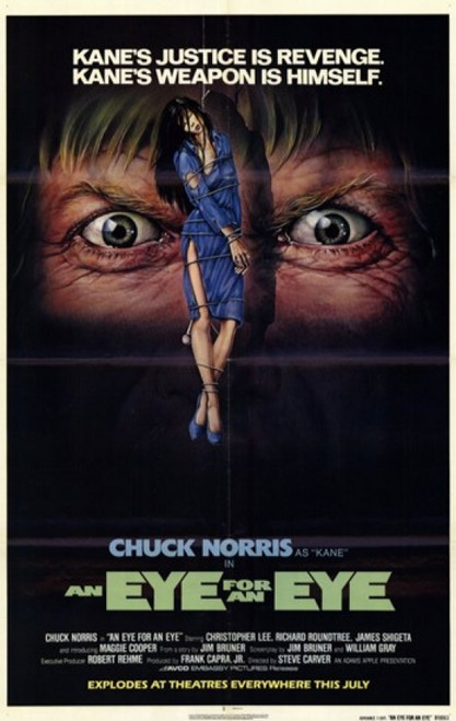 Eye for an Eye an Movie Poster (11 x 17) - Item # MOV209698
