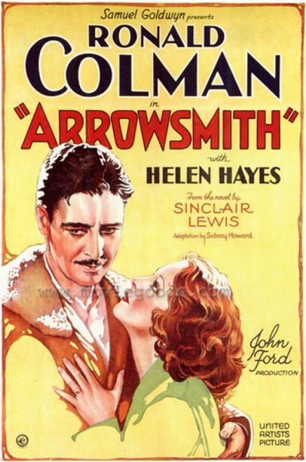Arrowsmith Movie Poster Print (27 x 40) - Item # MOVAF5339