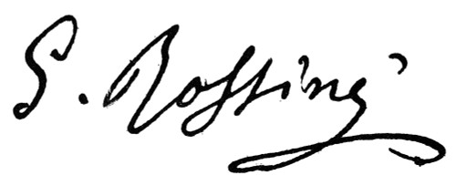 Gioacchino Rossini /N(1792-1868). Italian Operatic Composer. Autograph Signature. Poster Print by Granger Collection - Item # VARGRC0070927