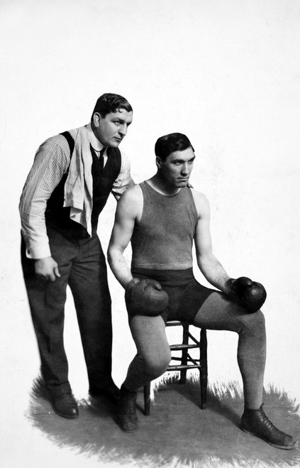 Jess Willard (1883-1968). /Namerican Heavyweight Pugilist. Photographed C1915. Poster Print by Granger Collection - Item # VARGRC0002512