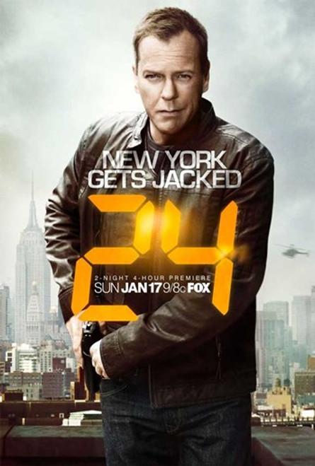 24 - style R Movie Poster (11 x 17) - Item # MOV537809