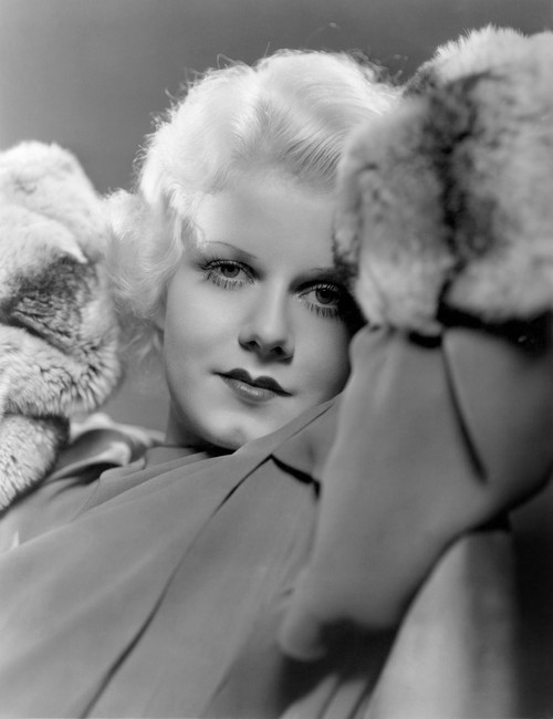 Jean Harlow (1911-1937). /Namerican Actress. Photographed In 1932. Poster Print by Granger Collection - Item # VARGRC0057077