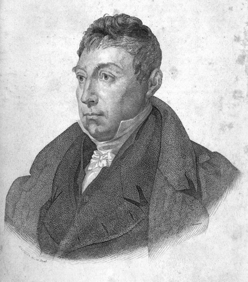 Marquis De Lafayette /N(1757-1834). French Soldier And Statesman. Aquatint, American, 1829, After A Painting By Ary Scheffer. Poster Print by Granger Collection - Item # VARGRC0092626