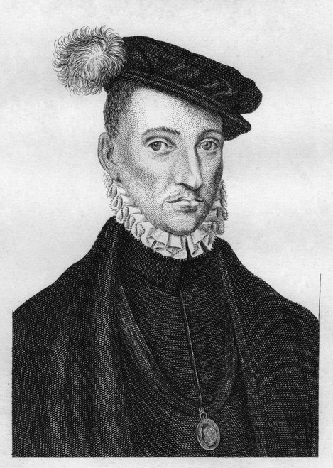 Leonor D'Orleans (1540-1573). /Nduc De Longueville. Engraving, C1730. Poster Print by Granger Collection - Item # VARGRC0350128