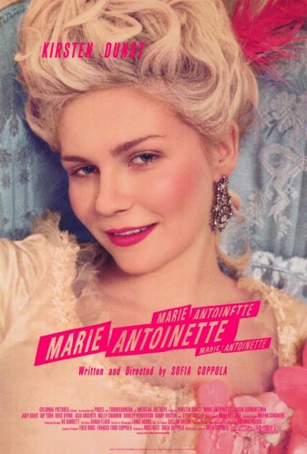 Marie Antoinette Movie Poster Print (27 x 40) - Item # MOVCH6779