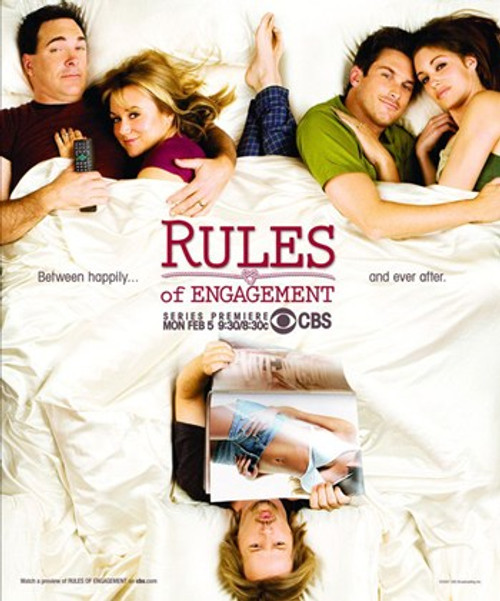 Rules of Engagement (TV) Movie Poster (11 x 17) - Item # MOV420040