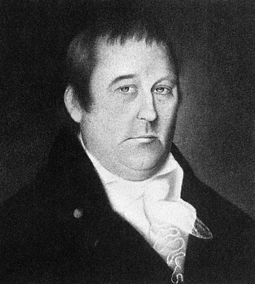 Thomas Gibbons (1757-1826). /Namerican Lawyer And Steamboat Operator. Contemporary Painting. Poster Print by Granger Collection - Item # VARGRC0120875