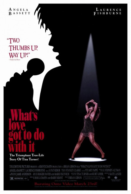What's Love Got to Do with It? Movie Poster Print (27 x 40) - Item # MOVCF3431
