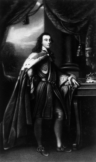 William Legge (1731-1801). /N2Nd Earl Of Dartmouth. Aquatint After A Painting By Sir Joshua Reynolds, 18Th Century. Poster Print by Granger Collection - Item # VARGRC0108325