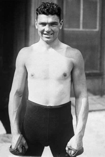 Jack Dempsey (1895-1983). /Namerican Boxer. Poster Print by Granger Collection - Item # VARGRC0038798