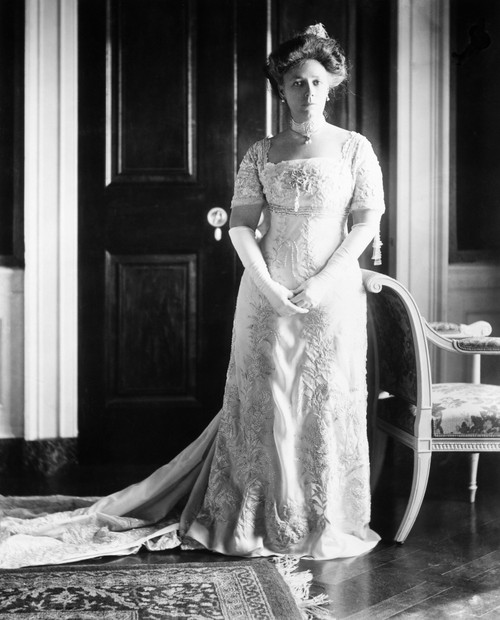 Helen H. Taft (1861-1943). /Nwife Of William Howard Taft. Photographed In 1909. Poster Print by Granger Collection - Item # VARGRC0014255