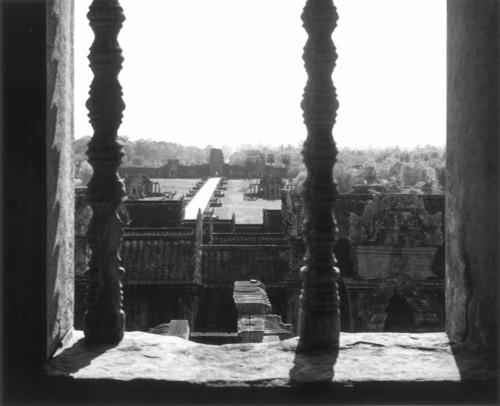 Cambodia: Angkor Wat. /Na Partial View Of The Ruins At Angkor Wat. Photographed In 1960. Poster Print by Granger Collection - Item # VARGRC0072316