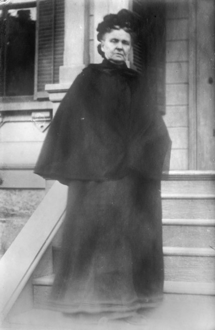 Henrietta Howland Green /N(1834-1916). Nee Robinson. American Financier Known As Hetty Green. Poster Print by Granger Collection - Item # VARGRC0120873