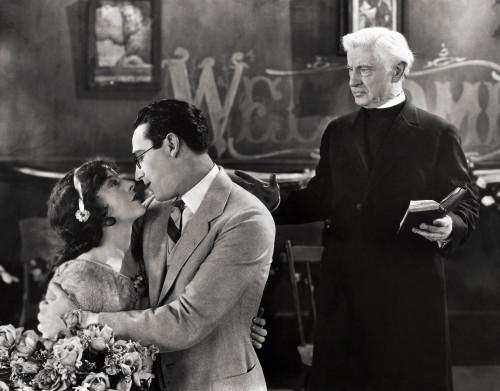 Silent Film Still: Wedding./Namerican Comedian Harold Lloyd. Poster Print by Granger Collection - Item # VARGRC0074343