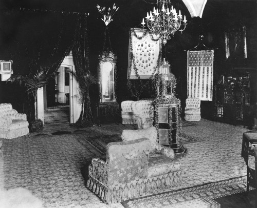White House: Reception Room. /Npresidential Reception Room At The White House In Washington, D.C. During The Administration Of President Benjamin Harrison. Photograph, C1889. Poster Print by Granger Collection - Item # VARGRC0165861