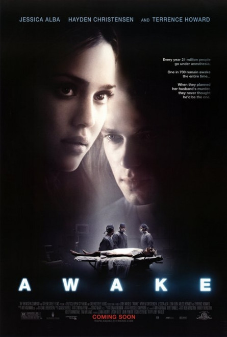 Awake Movie Poster Print (27 x 40) - Item # MOVEI5102