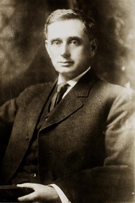 Louis Brandeis (1856-1941). /Namerican Jurist. Photographed C1916. Poster Print by Granger Collection - Item # VARGRC0067460