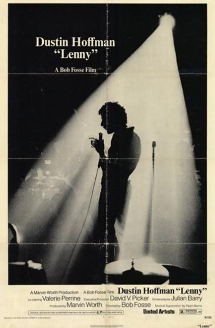 Lenny Movie Poster (11 x 17) - Item # MOV193128