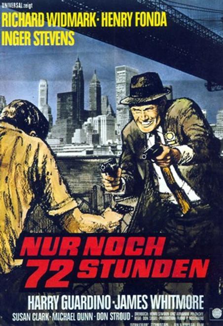 Madigan Movie Poster (11 x 17) - Item # MOV416461