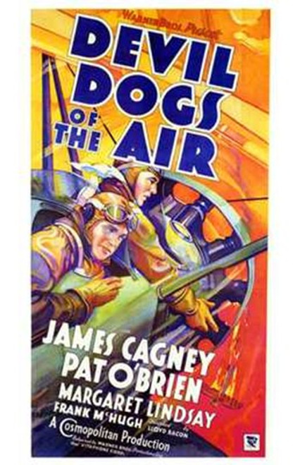 Devil Dogs of the Air Movie Poster (11 x 17) - Item # MOV196213