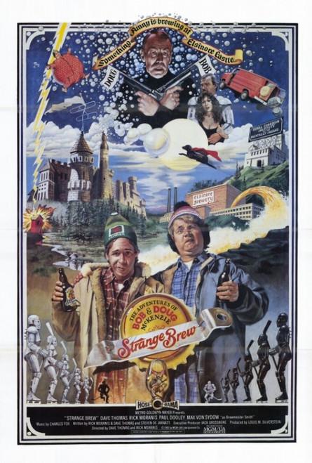Strange Brew Movie Poster Print (27 x 40) - Item # MOVEF9862