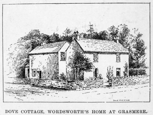 William Wordsworth /N(1770-1850). English Poet. Dove