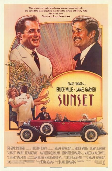 Sunset Movie Poster Print (27 x 40) - Item # MOVCG1137