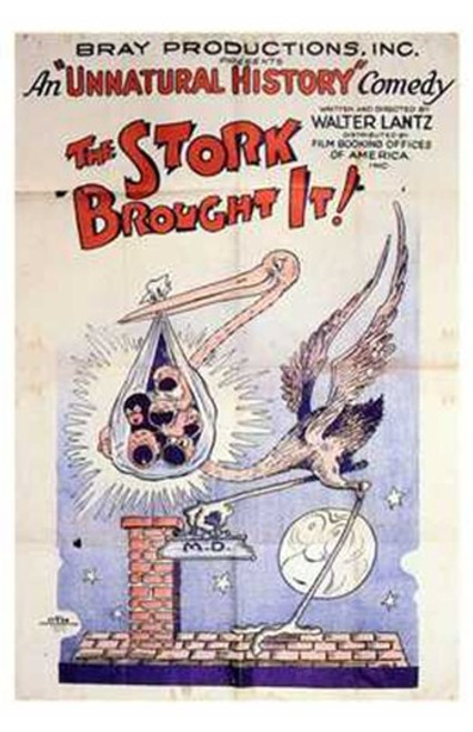 The Stork Brought It Movie Poster (11 x 17) - Item # MOV197733