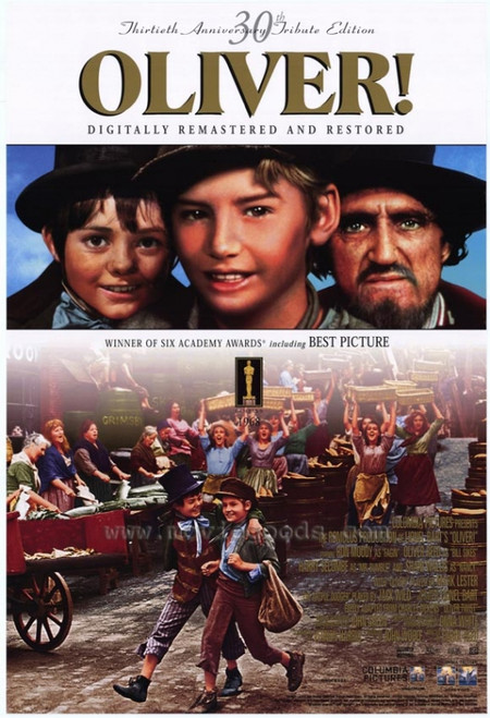 Oliver Movie Poster Print (27 x 40) - Item # MOVEF3382