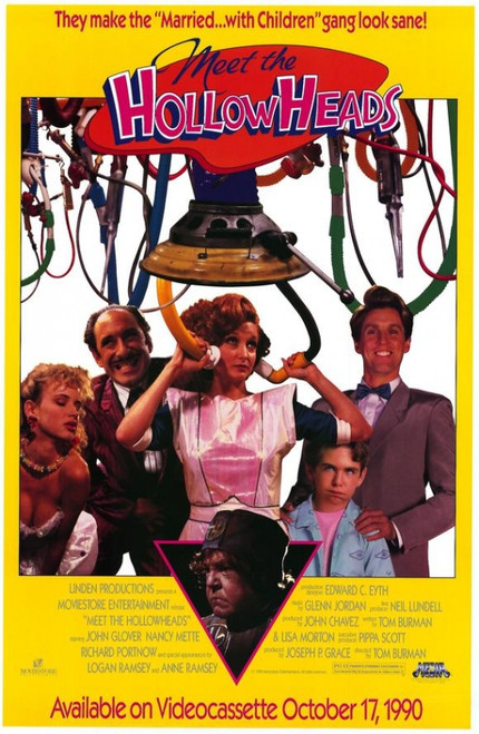 Meet the Hollowheads Movie Poster Print (27 x 40) - Item # MOVEH3659