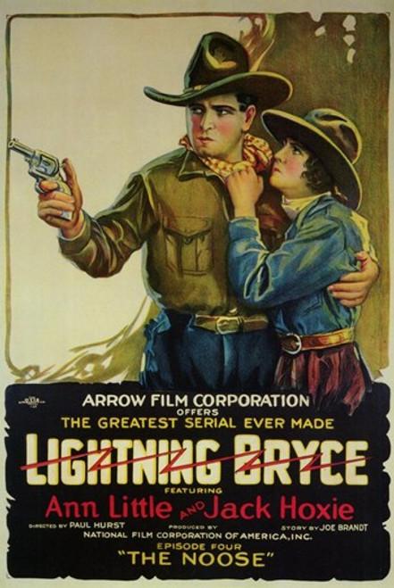 Lightning Bryce Movie Poster (11 x 17) - Item # MOV199153